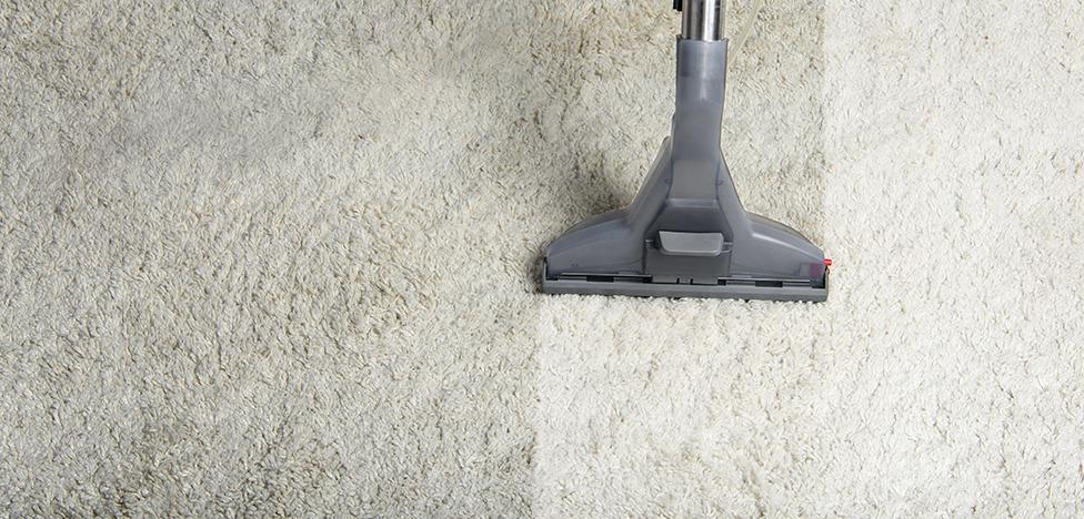 como limpar o carpete de forma correta