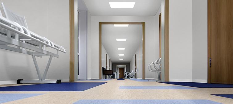 saiba o melhor piso vinilico para ambientes corporativos