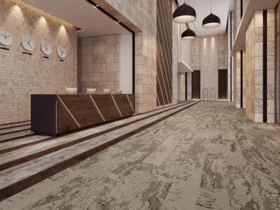 MULTIPISOS - Carpete Modular Belgotex Forge