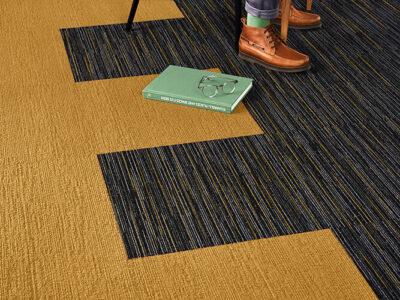 MULTIPISOS - Carpete Modular Belgotex Fringe