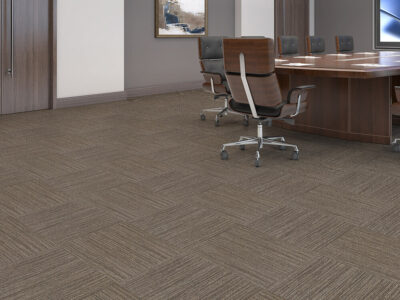 MULTIPISOS - Carpete Modular Belgotex Linea