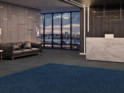 MULTIPISOS - Carpete Modular Belgotex City Square